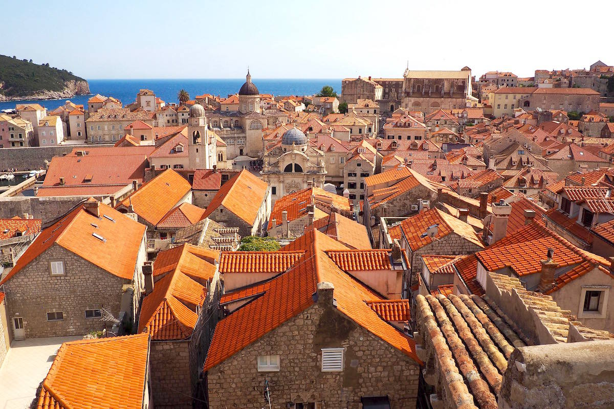 Dubrovnik terracotta roofs & Dubrovnik terracotta roofs - While Iu0027m Young memphite.com