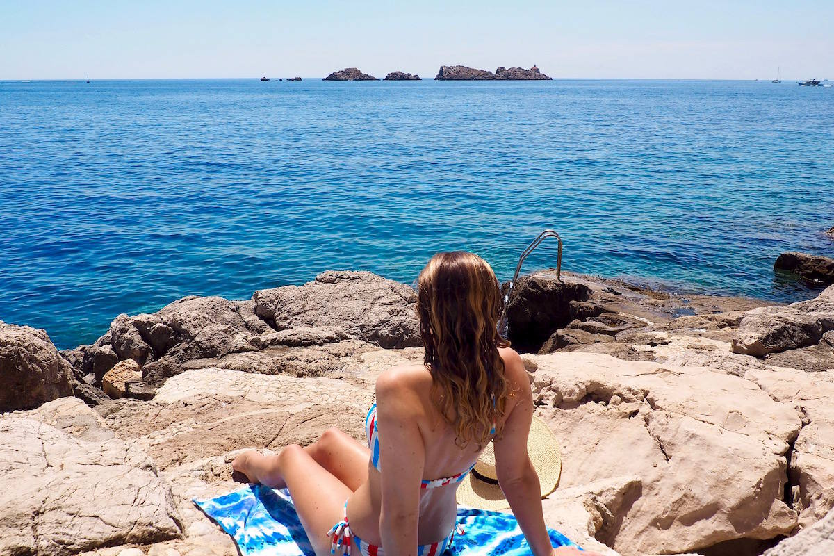Best places to swim in Dubrovnik