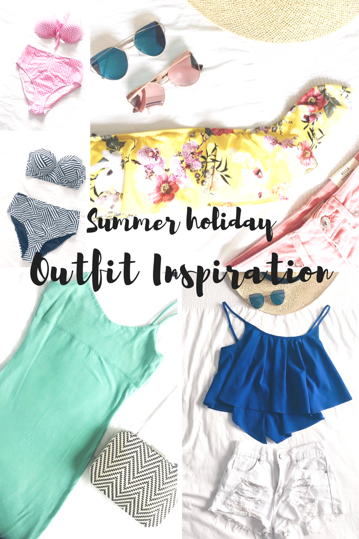 Summer holiday outfit inspiration for females