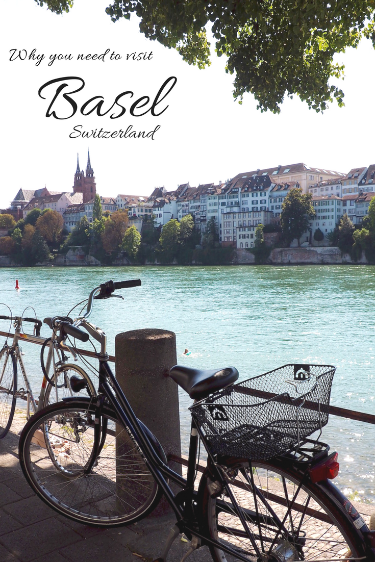 Reasons to visit Basel, Switzerland