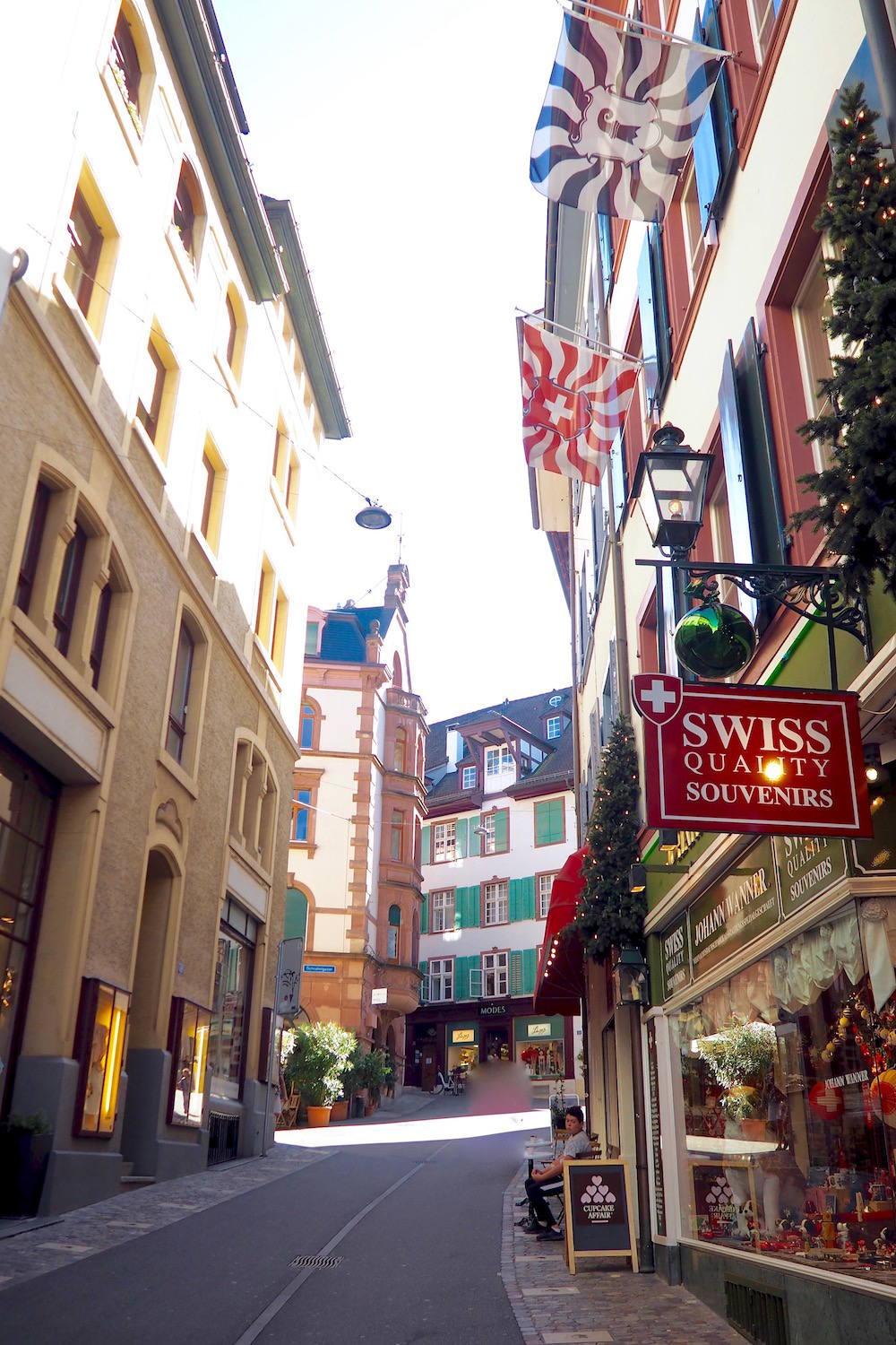 Most instagram worthy street in Basel