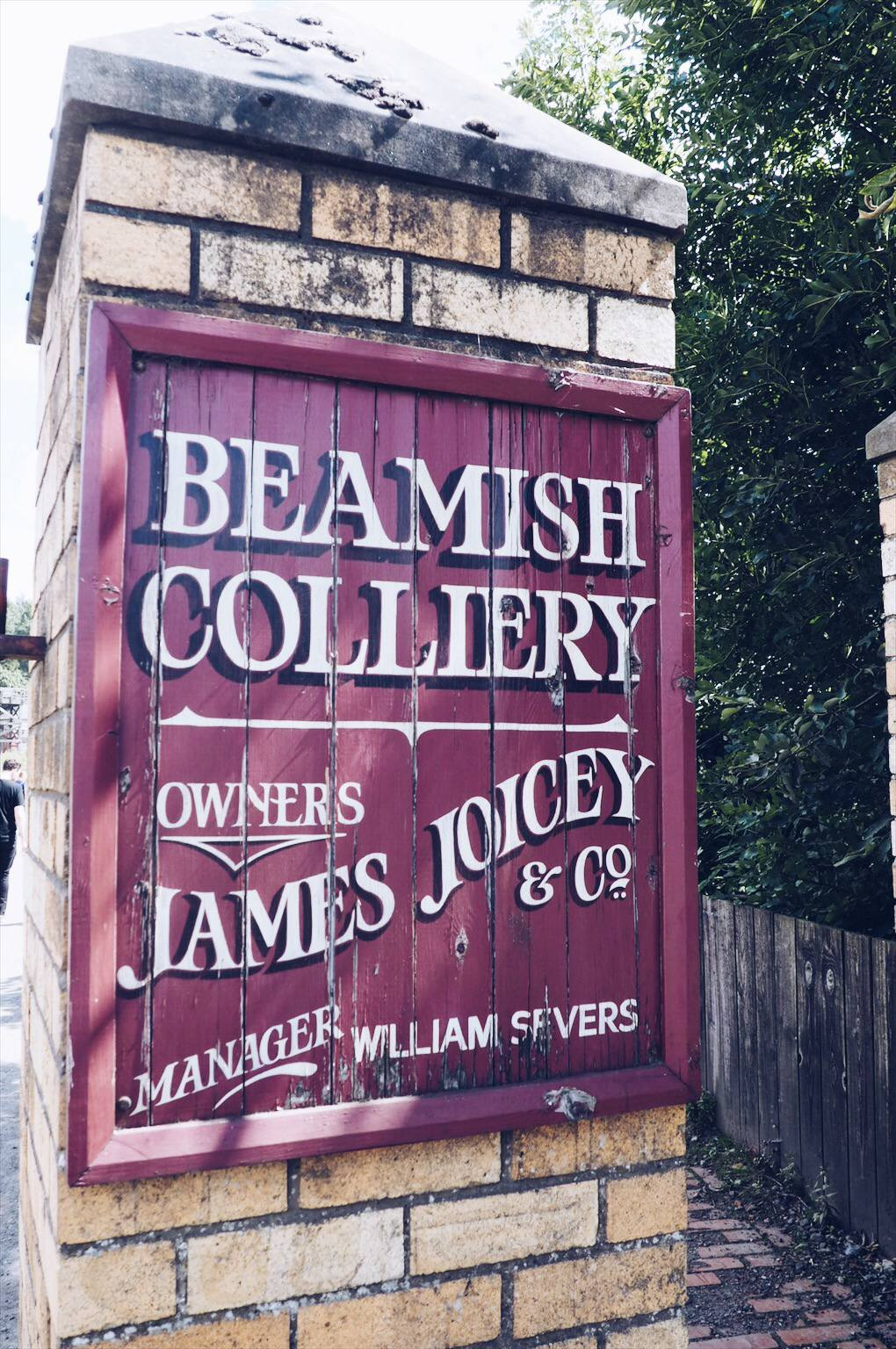 Beamish Colliery: North East days out