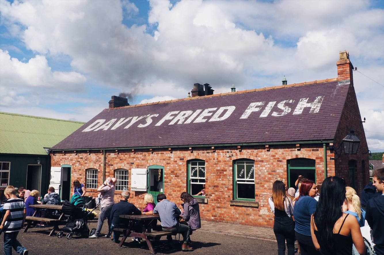 Where to eat at Beamish