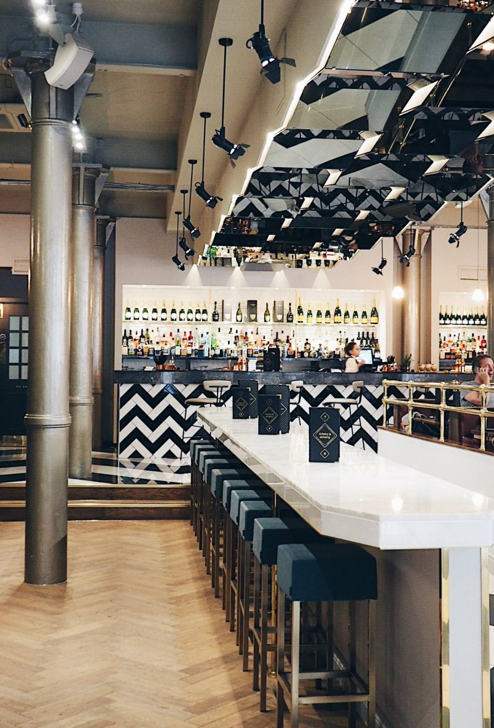 Brasserie Abode Manchester review