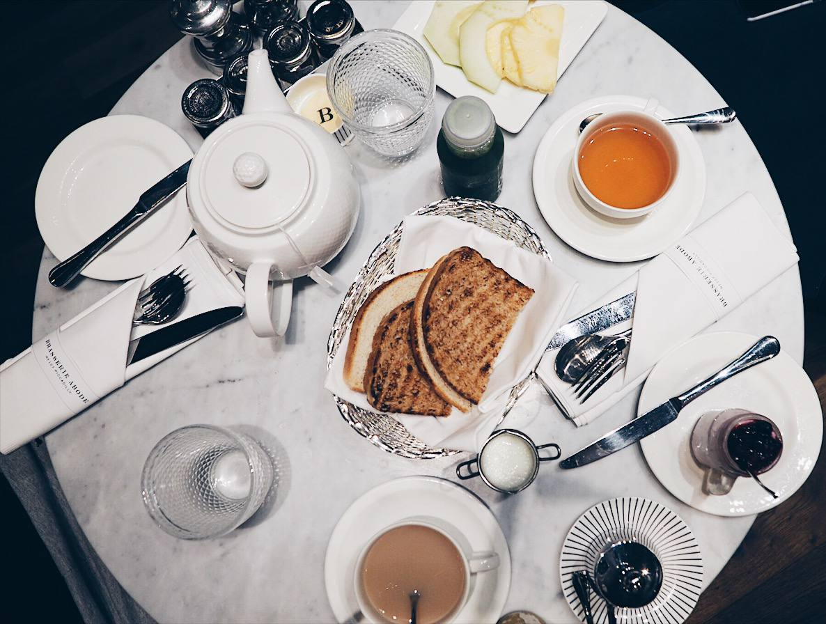 Abode Manchester breakfast review