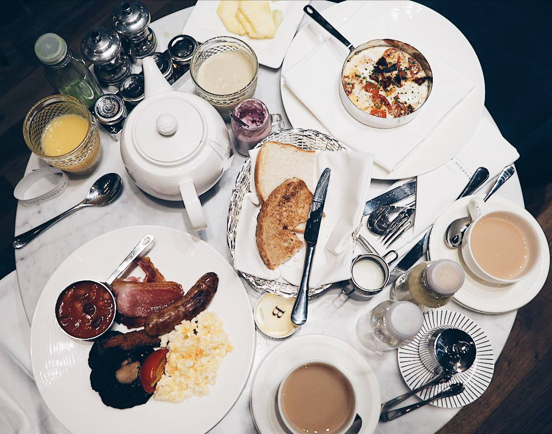 Abode Manchester cooked breakfast review