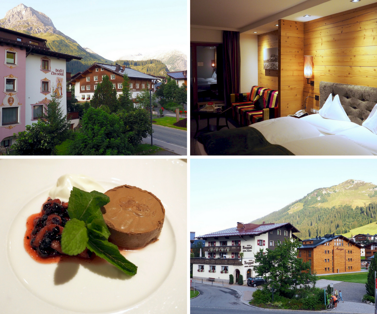 Where to stay in Lech