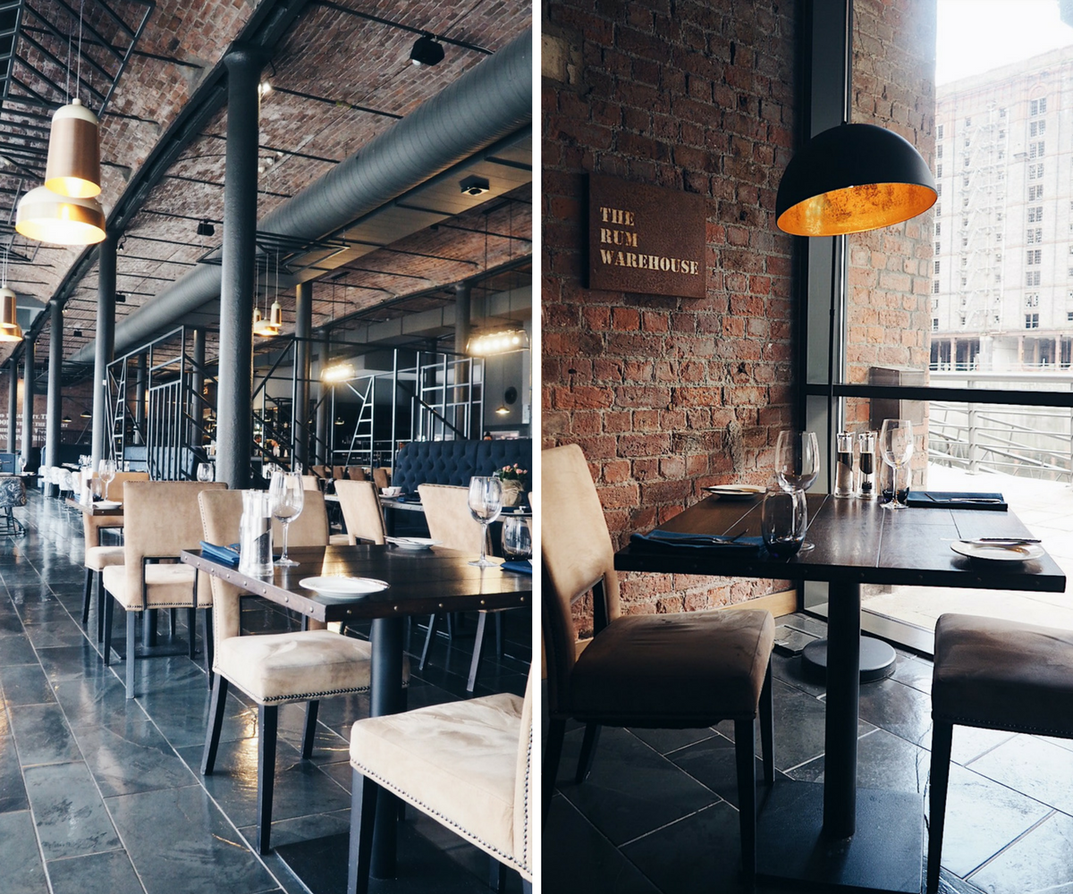 Stanley's Bar and Grill Liverpool restaurant review