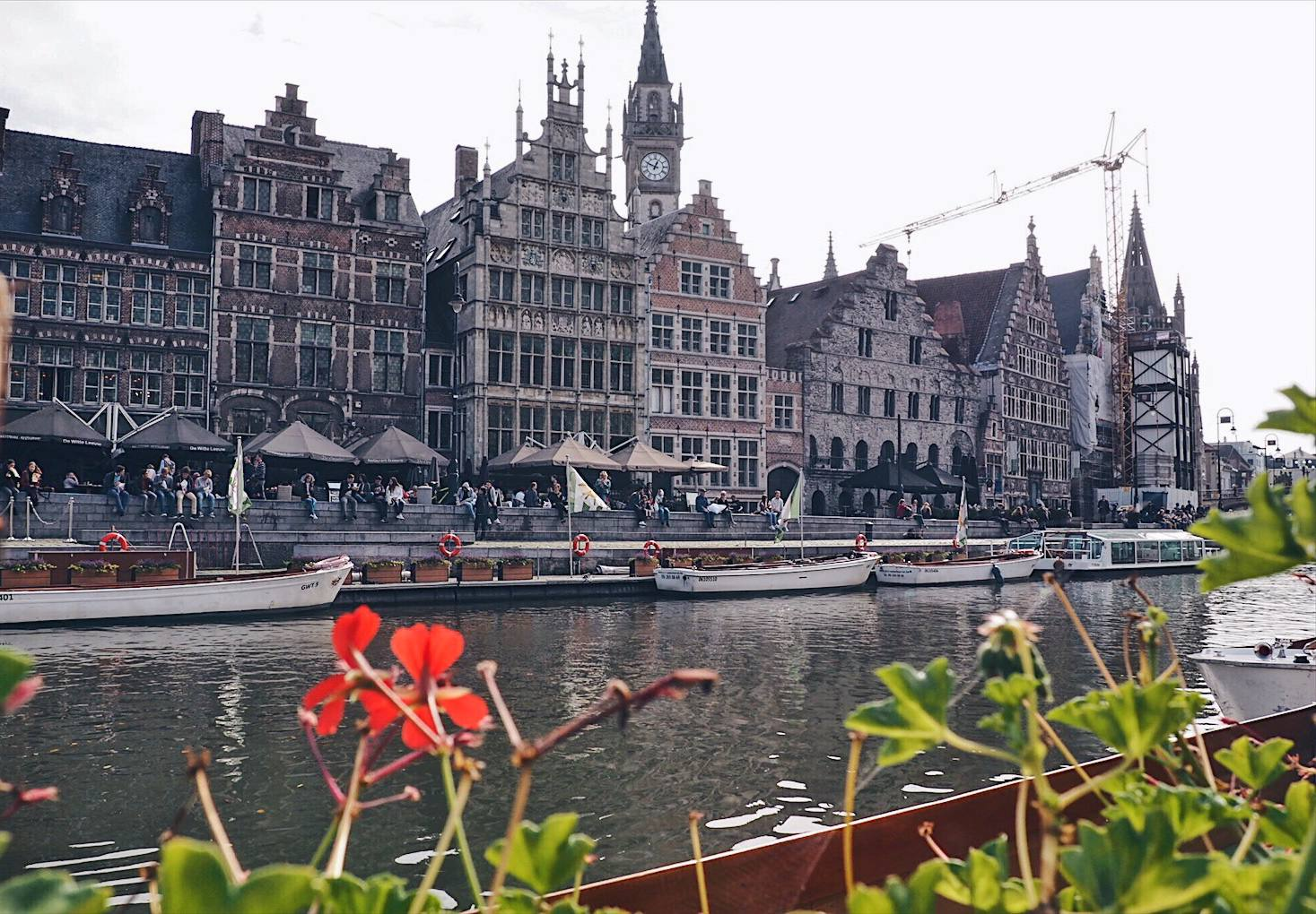 Best things to do in Ghent: river cruise