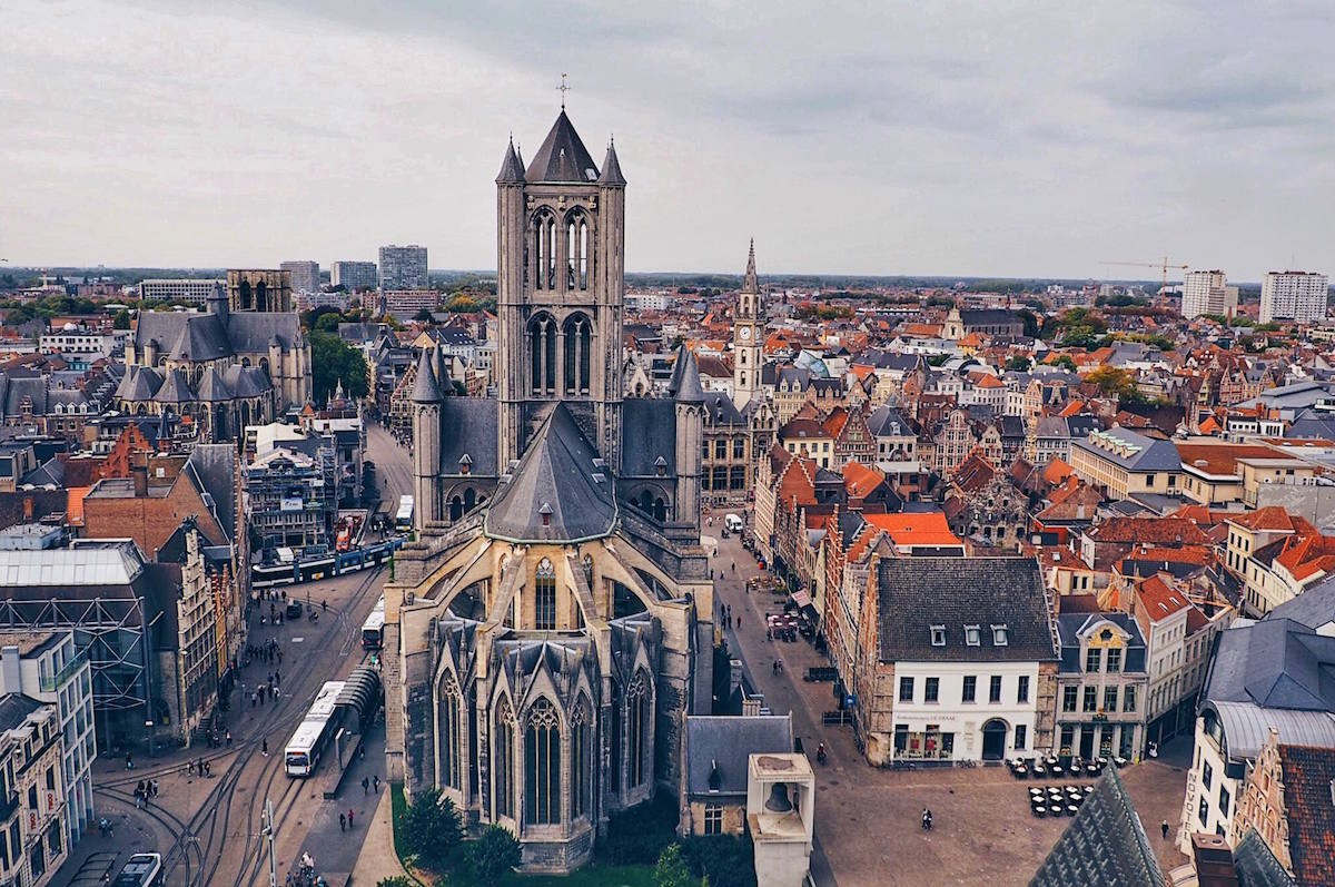 Top things to do in Ghent: The Belfry
