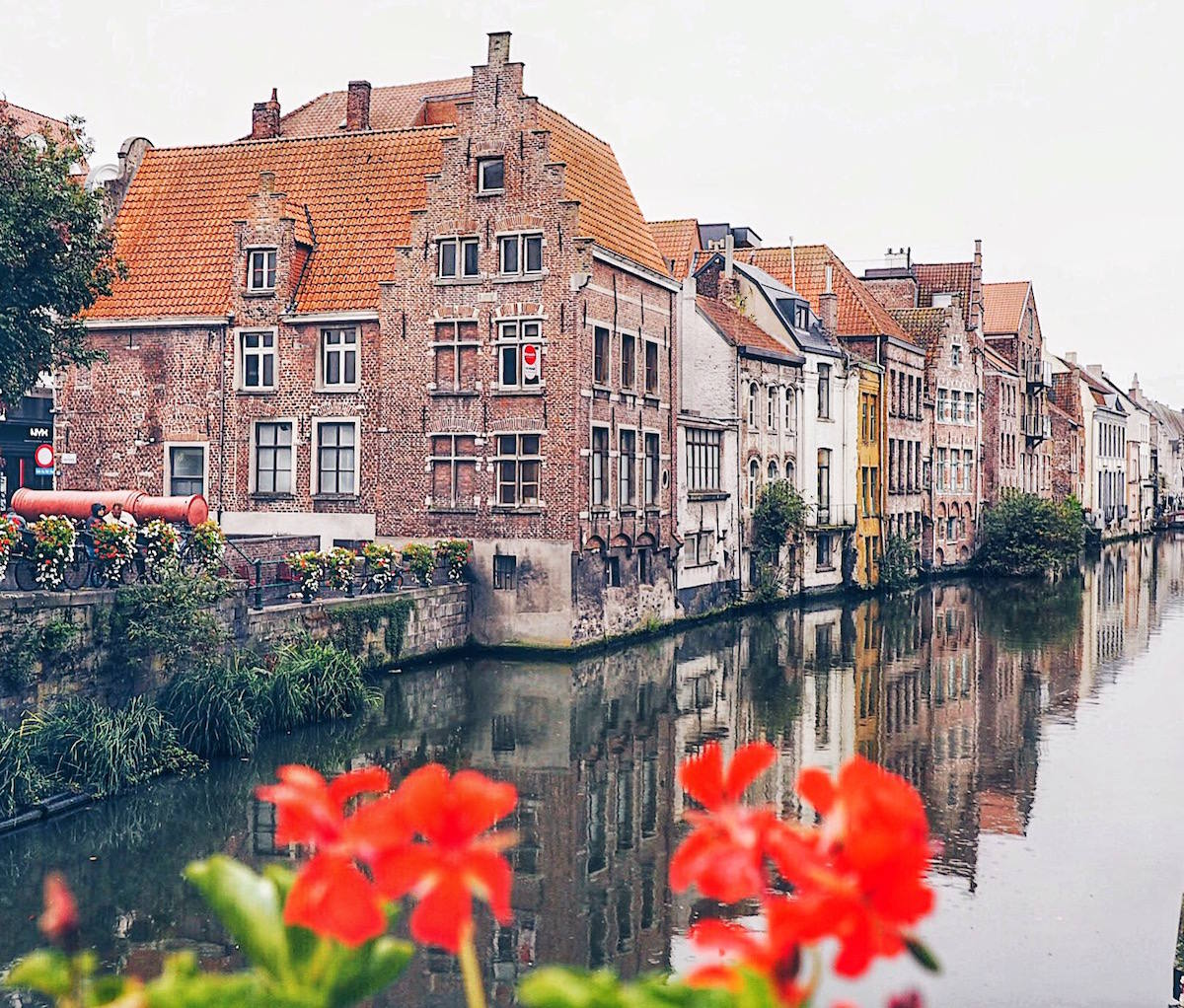 Two days in Ghent itinerary what to do