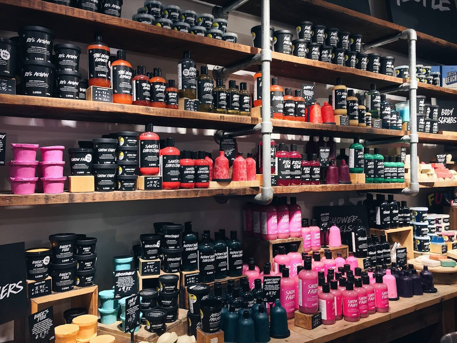 What to buy at Lush for Christmas