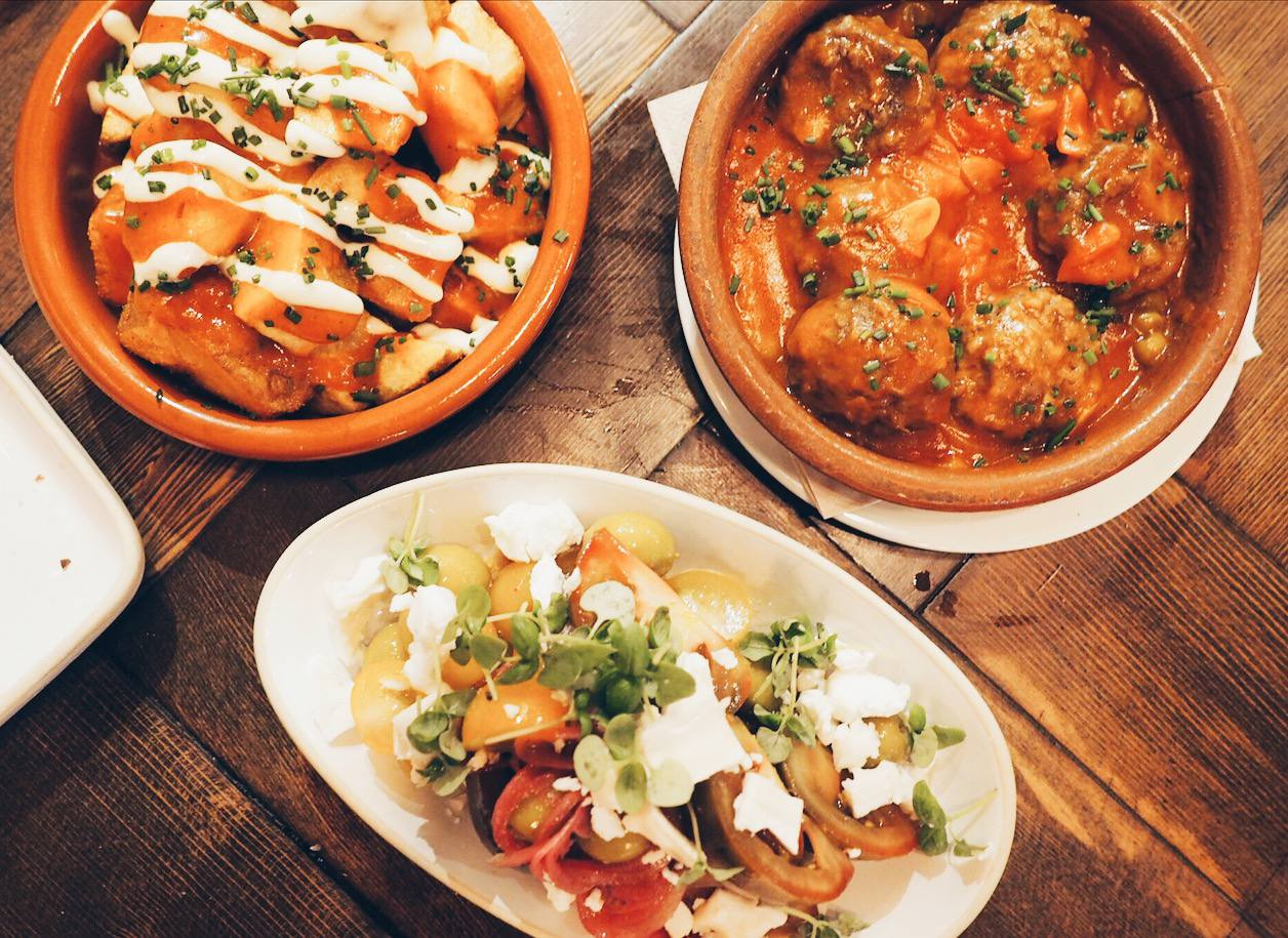 What to order from Tapas Revolution
