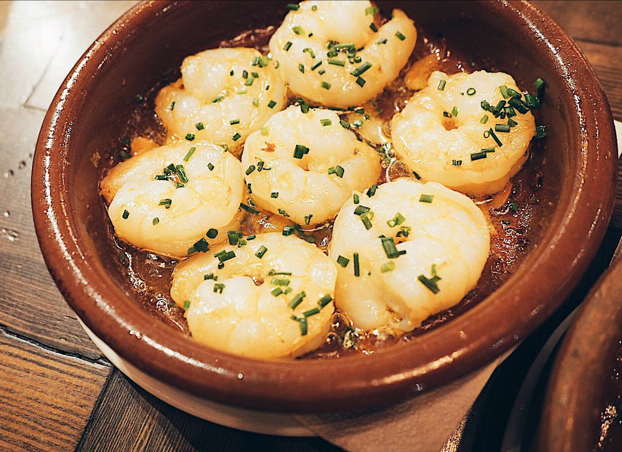 Best dishes at Tapas Revolution Newcastle