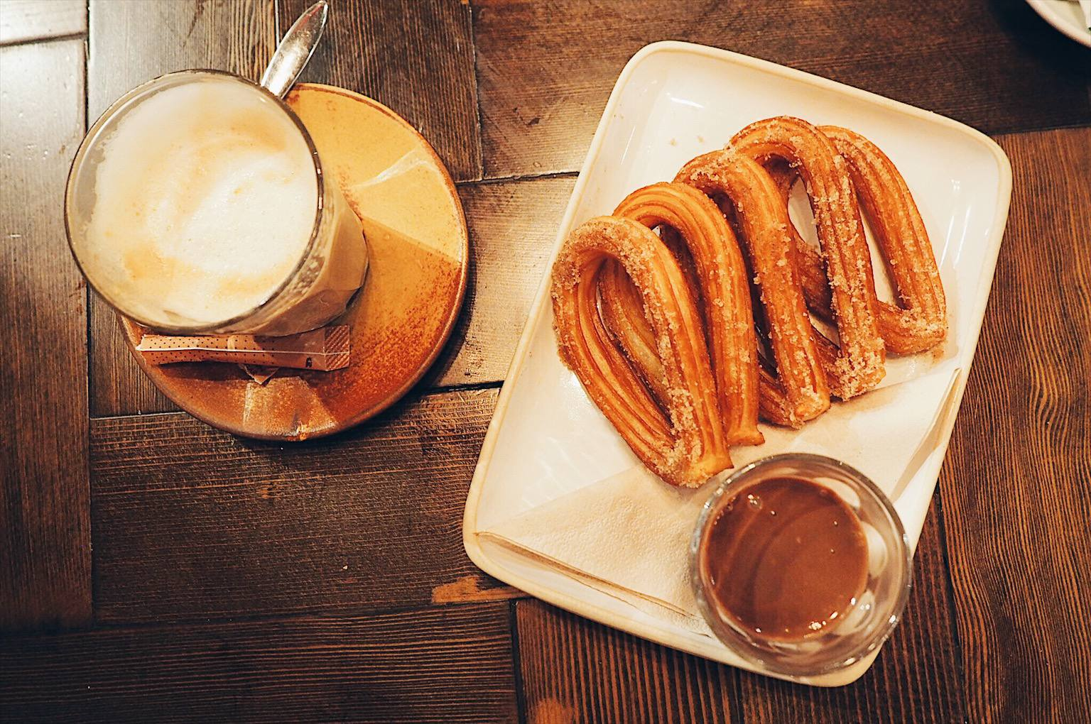Where to get churros in Newcastle