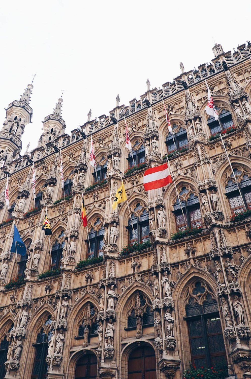 Leuven city hall - must sees in Leuven