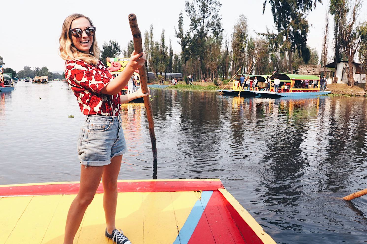 Xochimilco, Best places to visit in Mexico City for special occasion