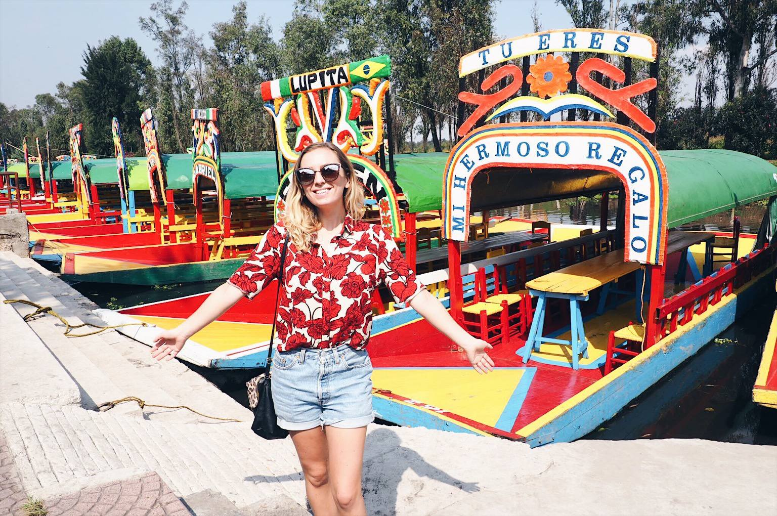 Xochimilco Mexico City The Best Attraction In Mexico City While