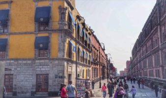 Mexico City first impressions