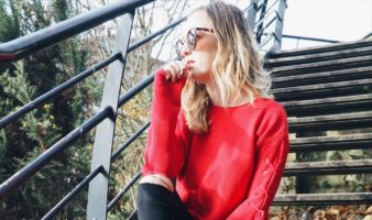 Red boots style inspiration