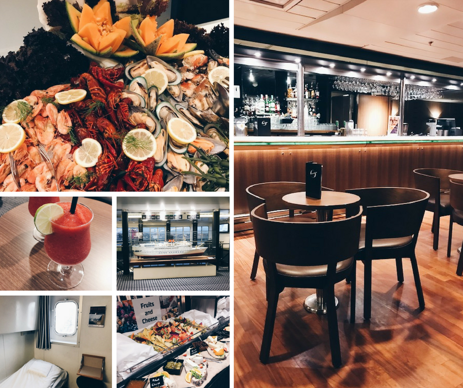 DFDS ferry to Amsterdam review