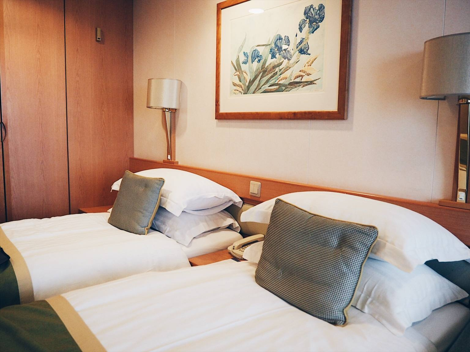 Rooms: P&O Cruises Balcony Rooms On Aurora: Review