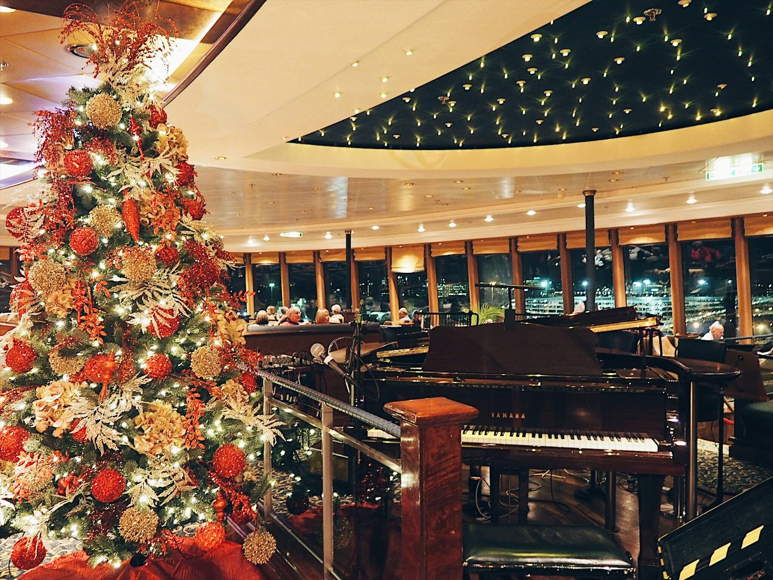 P&O Cruises Christmas cruise review
