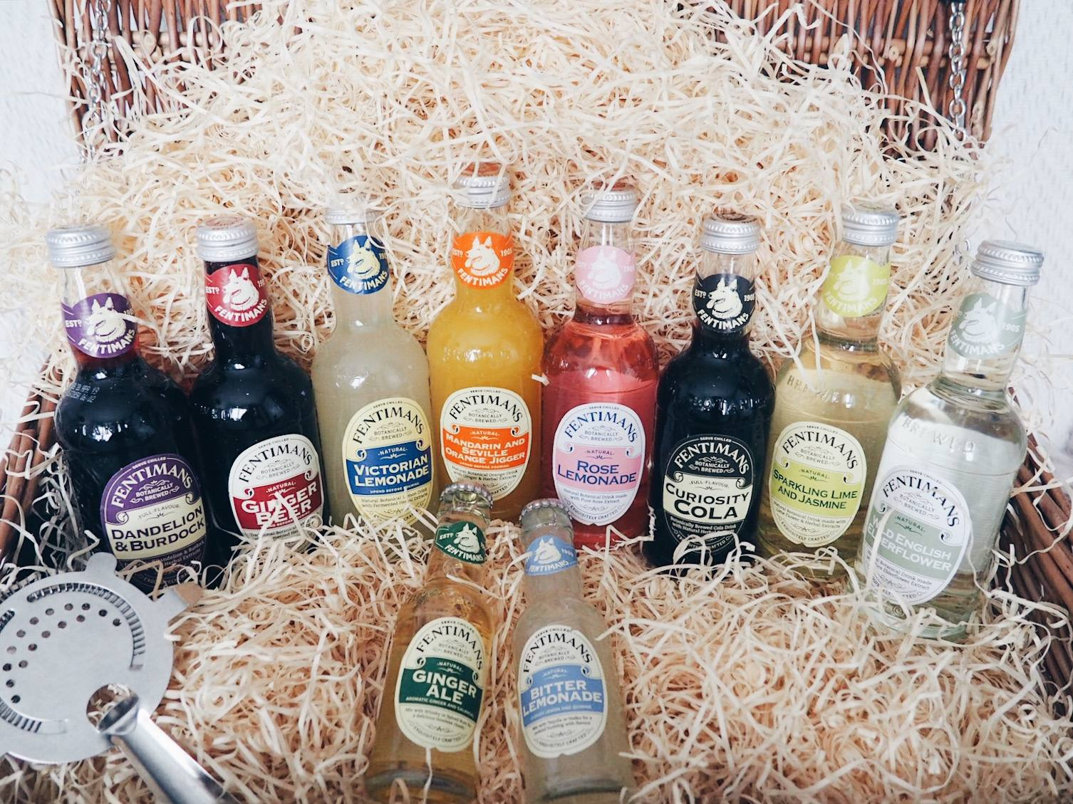 Fentiman's non-alcoholic soft drink cocktails