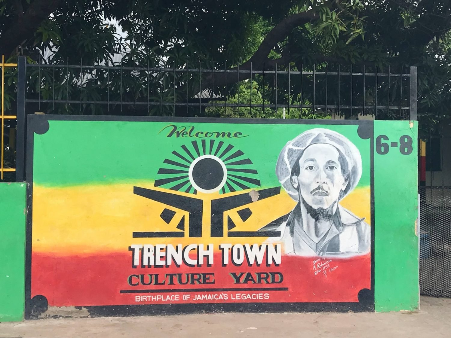 Top things to do in Jamaica: Trench Town Culture Yard