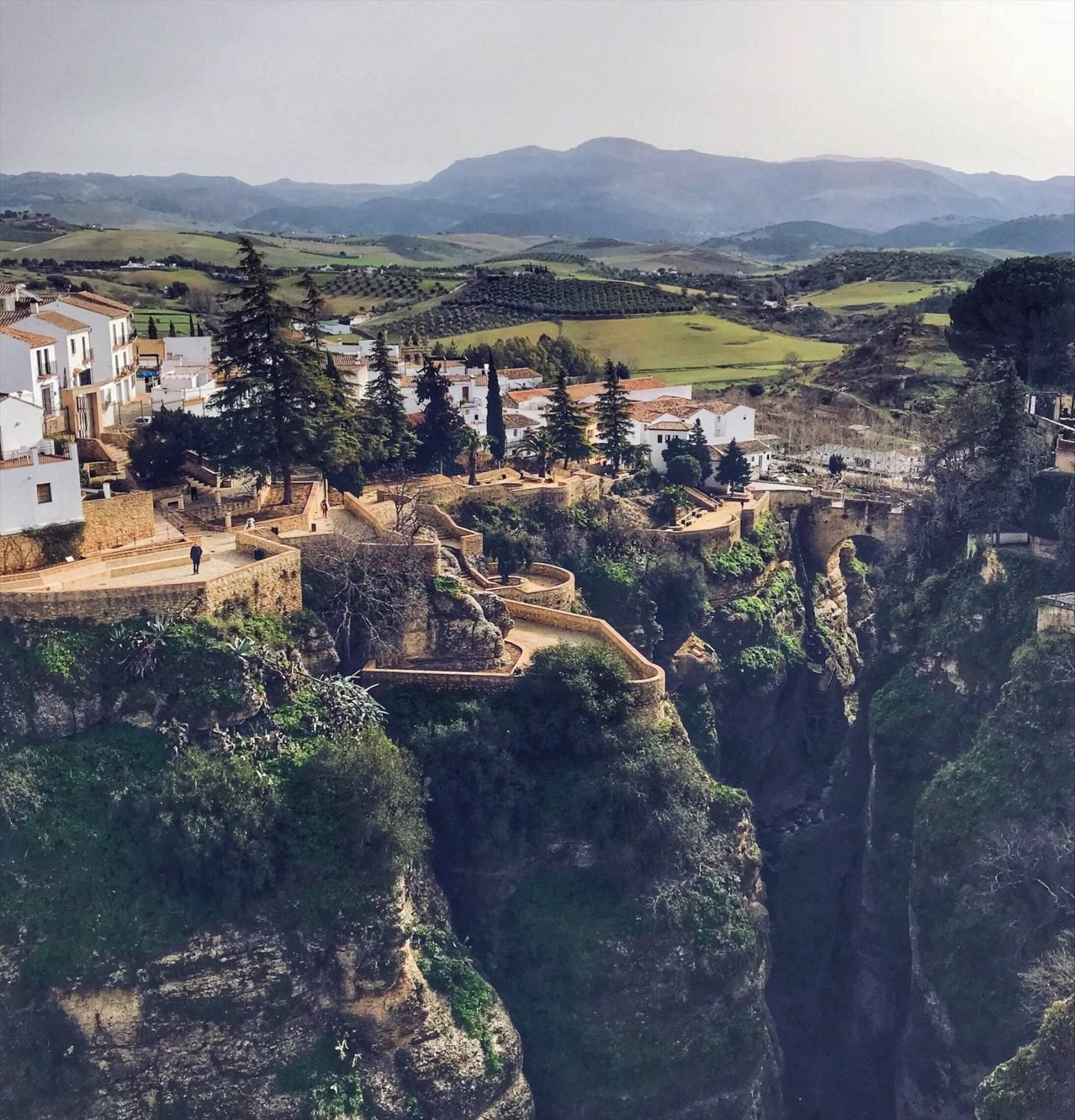 Where Should I Spend Week Vacation In Spain: Ronda, Spain: Explore Andalucía's Largest White City In