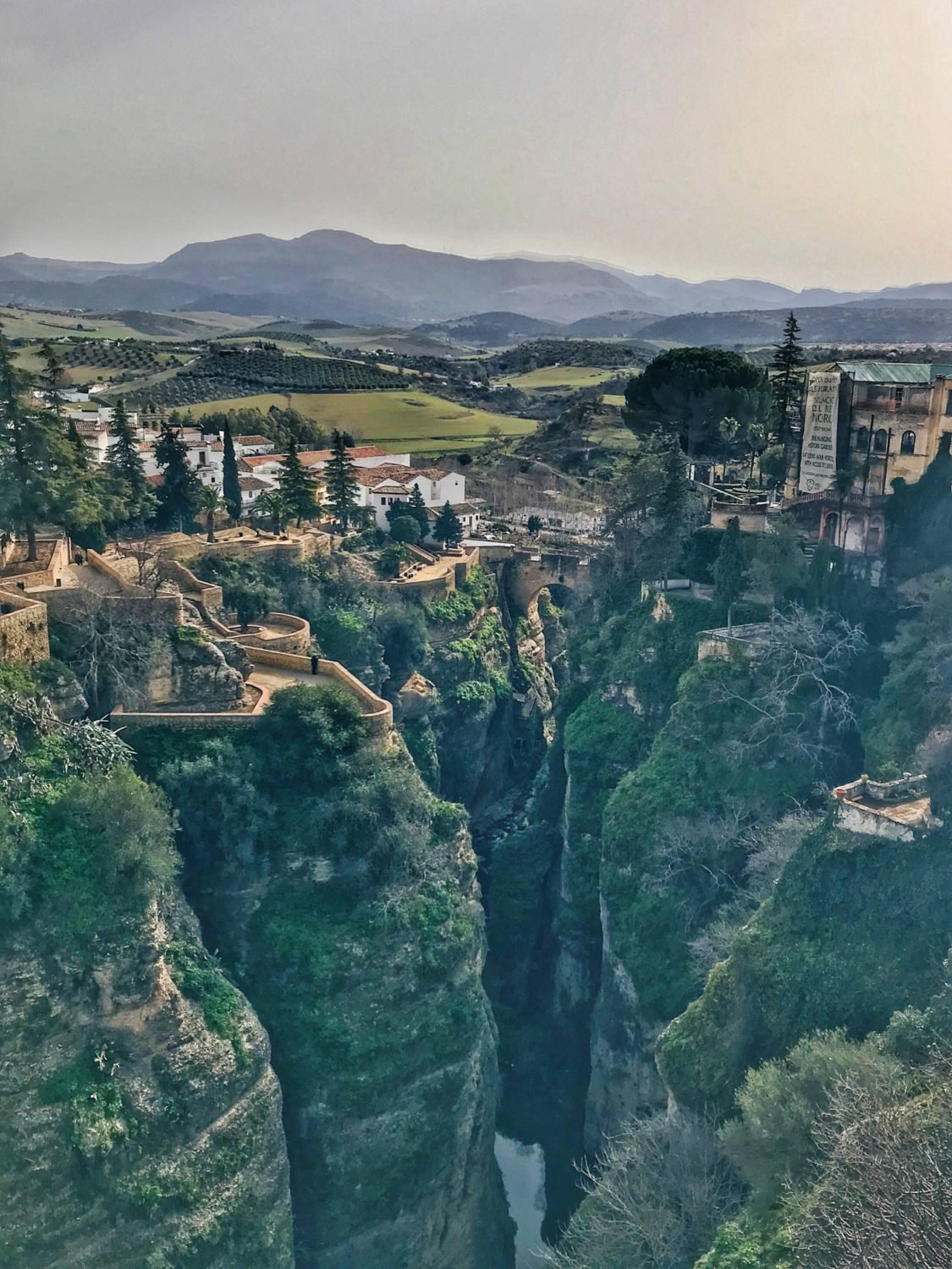 Ronda, Spain: Explore Andalucía's Largest White City In One Day   While I'm Young