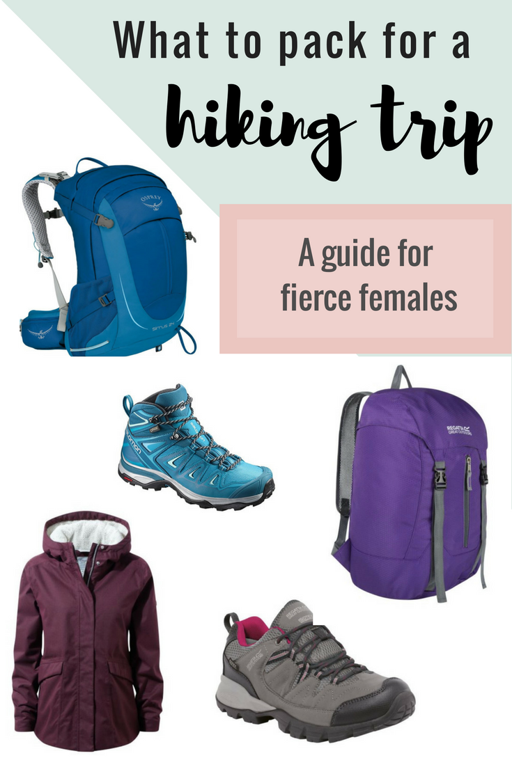 Best Hiking Gear For Women What To Pack While I M Young