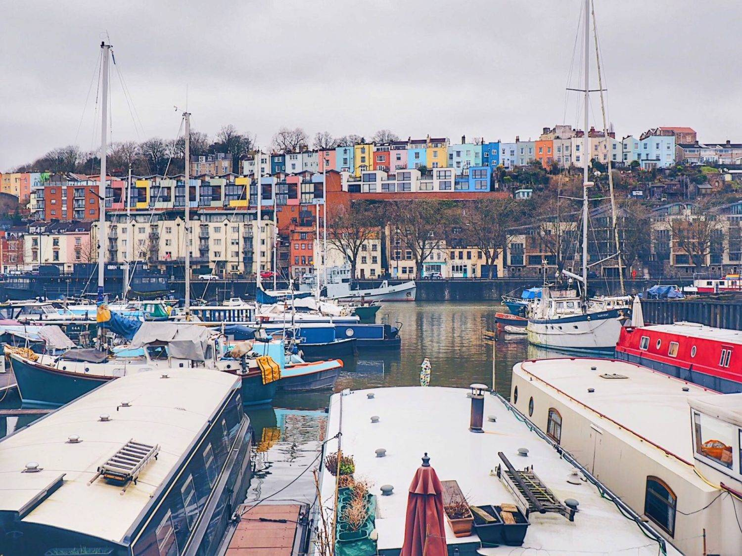 9 Reasons To Get Your Bum To Bristol This Year