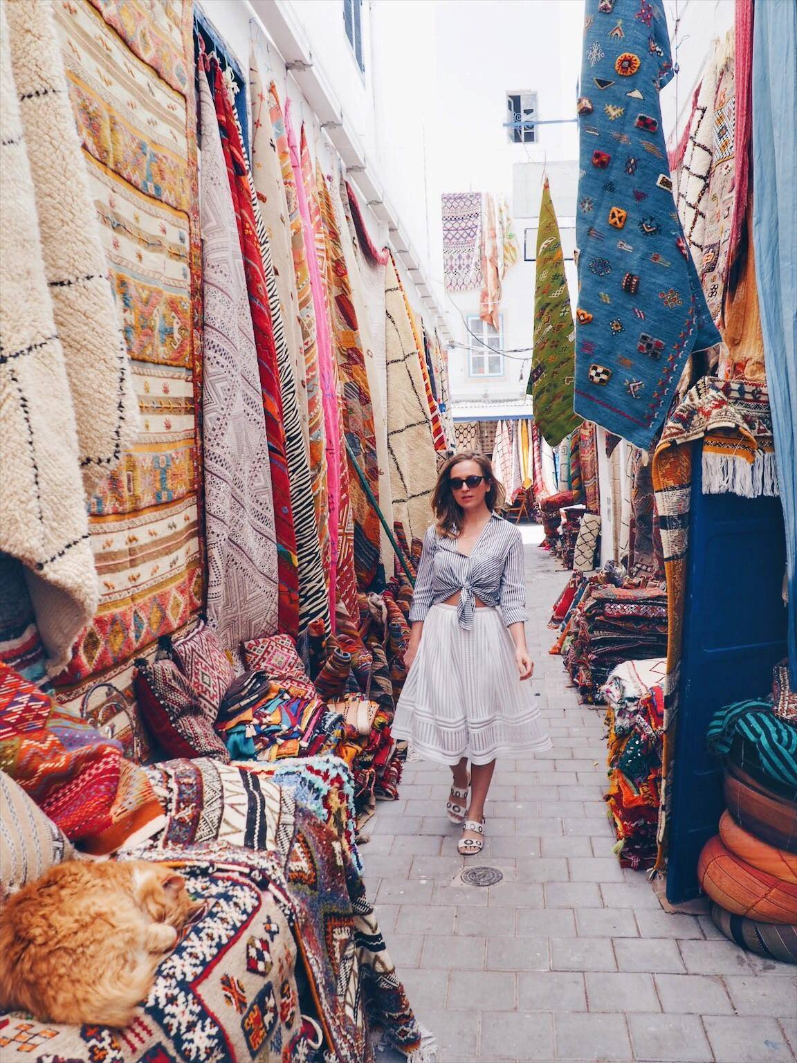 Marrakech solo female travel guide: staying safe, what to wear in Morocco