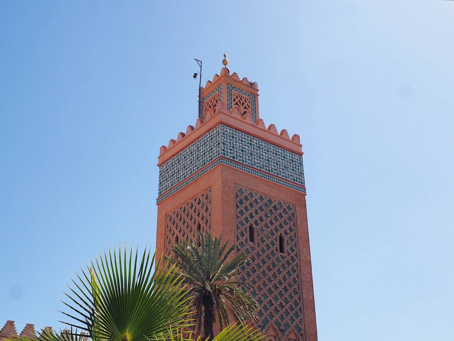 Koutoubia Mosque: what to do with four days in Marrakech