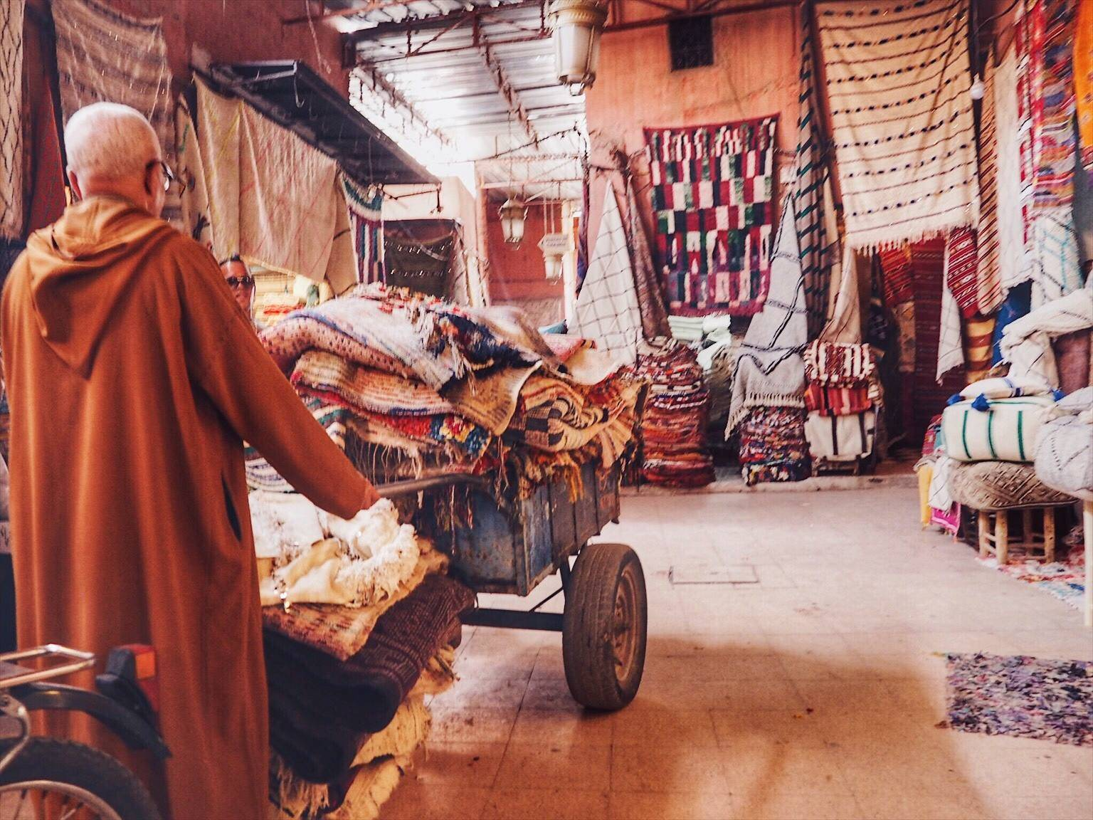Guide to four days in Marrakech: souks in a day