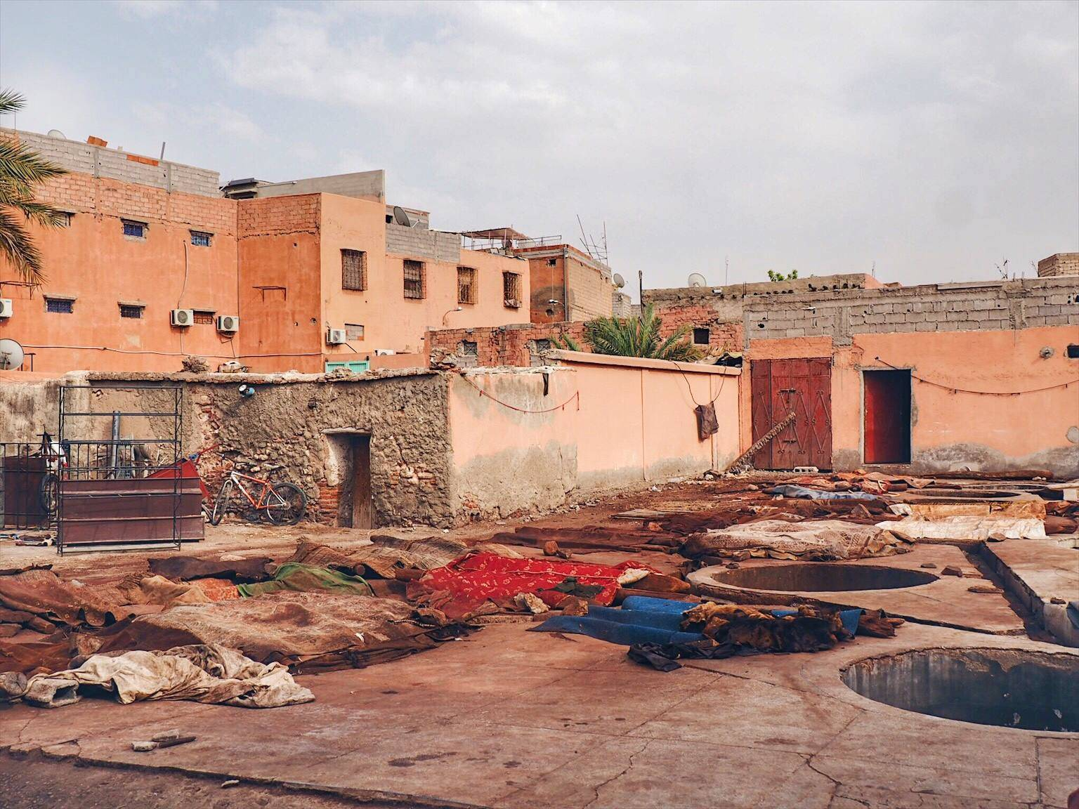 How to visit the tanneries in Marrakech without getting scammed