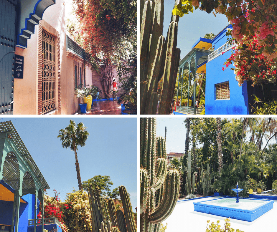 Jardin Majorelle: what to do with four days in Marrakech