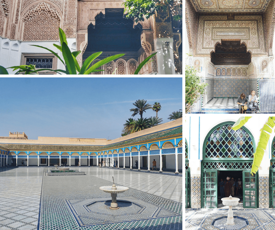 Marrakech must sees: Bahia Palace