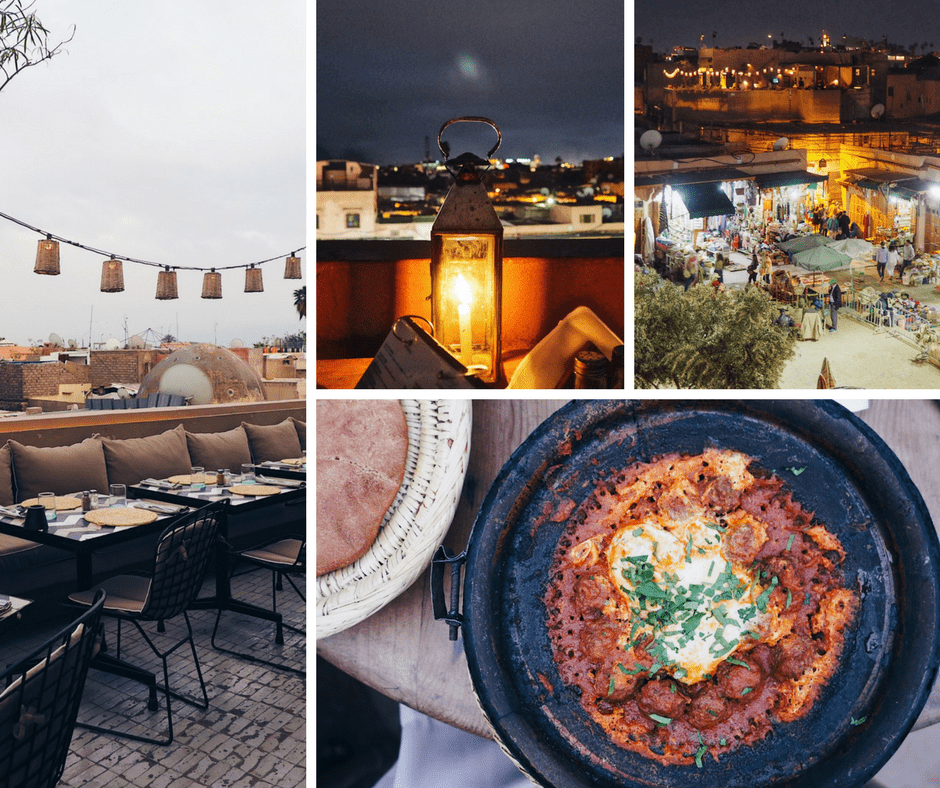 What to do in Marrakech at night