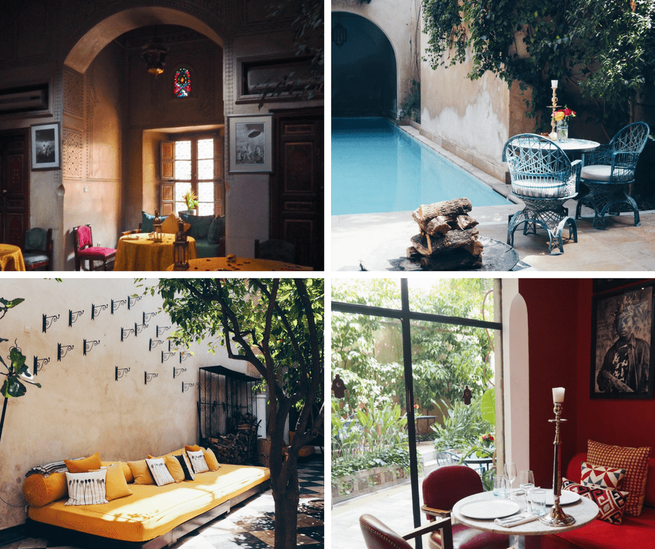 Moroccan riads: most relaxing things to do in Marrakech