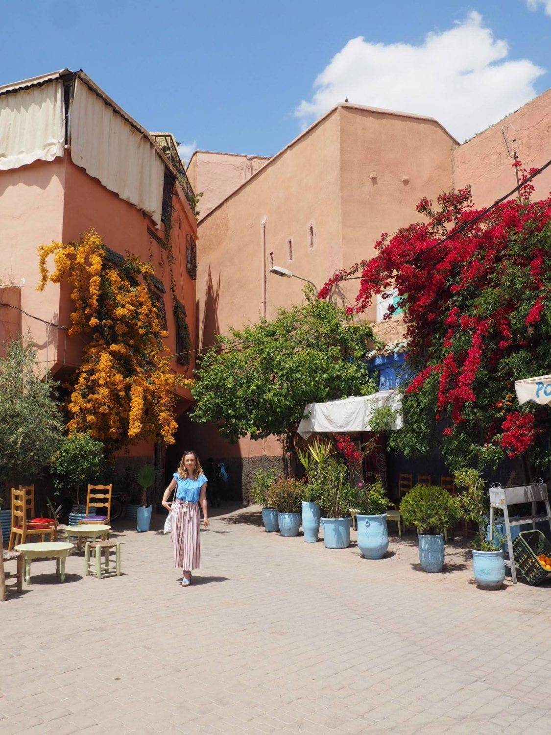 Safety tips for girls travelling to Morocco alone