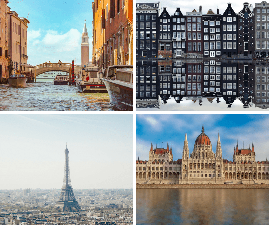 a suggested 10 day europe itinerary 7 countries 10 destinations