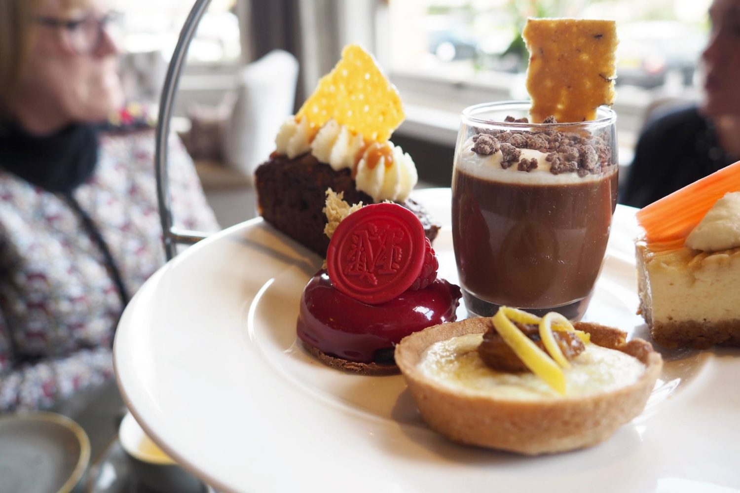 Food and drink tour of York with Tours in a Dish