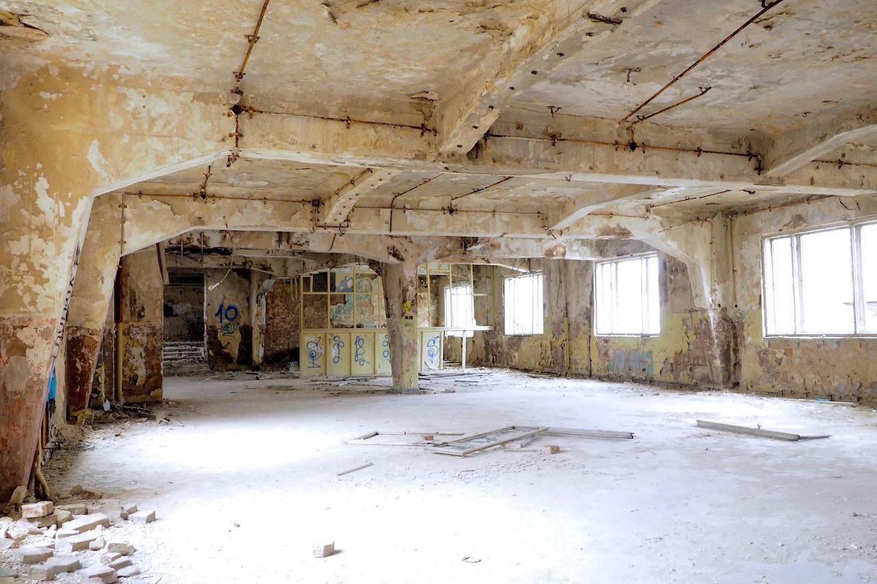 Italian Food Near Me Abandone Building Casa: Bucharest's Beautiful Abandoned Buildings