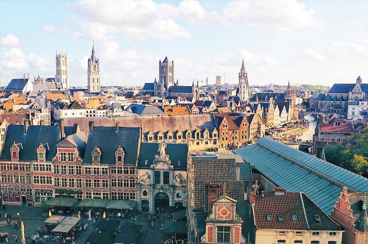 Things to do in Ghent, Belgium: Two Day Itinerary | While I'm Young
