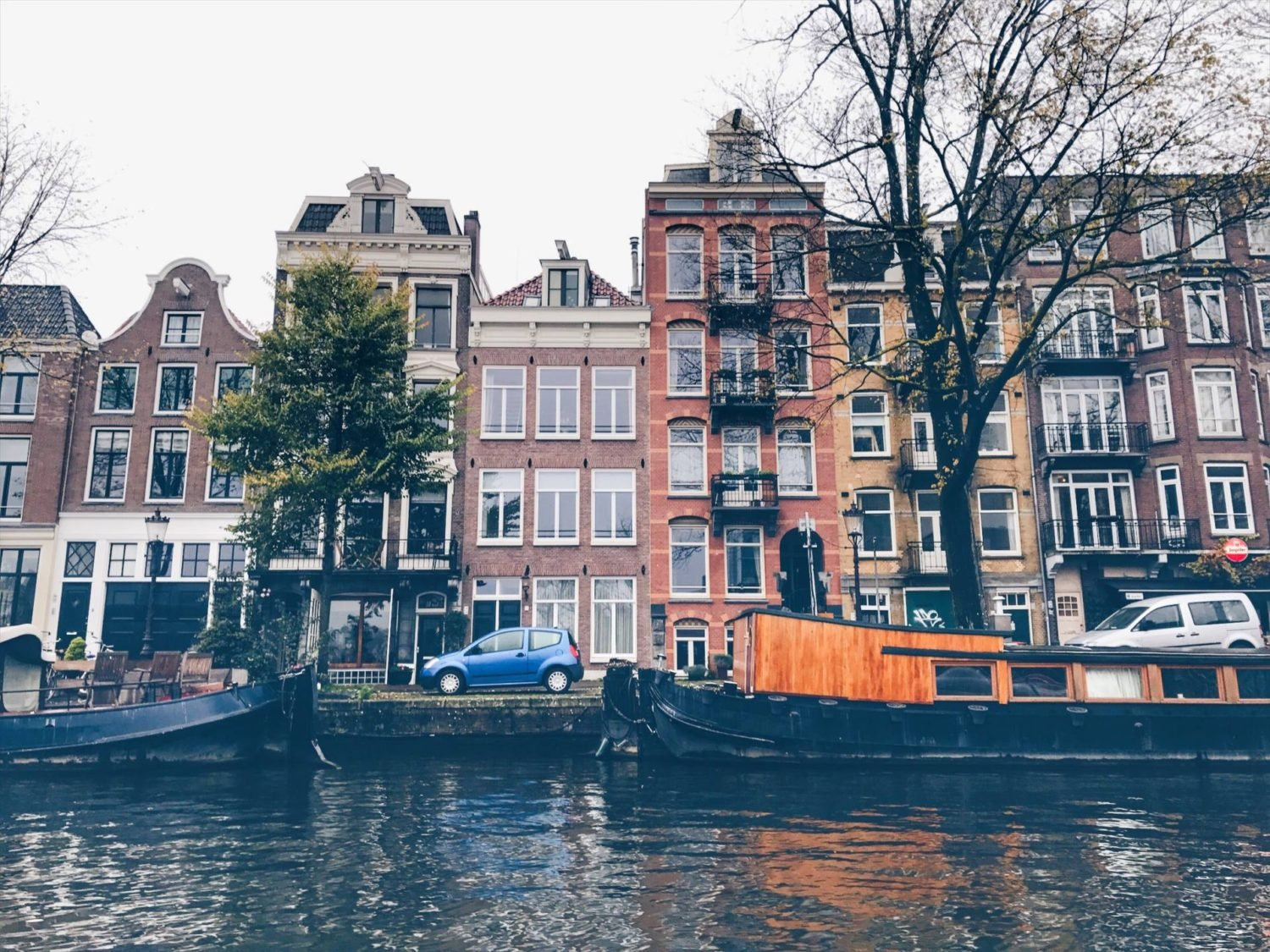 Getting from England to Amsterdam by ferry with DFDS: a review