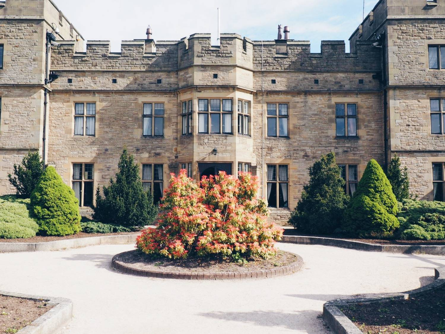 Slaley Hall Hotel and Spa Review - While I'm Young