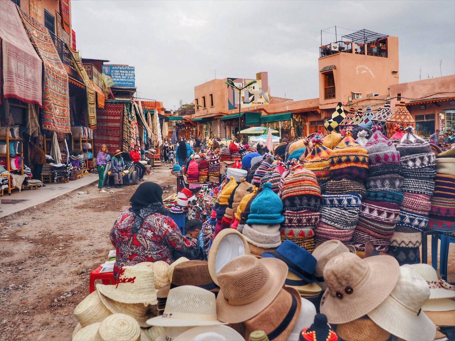 Four Days In Marrakech: Ultimate Marrakech Itinerary   While