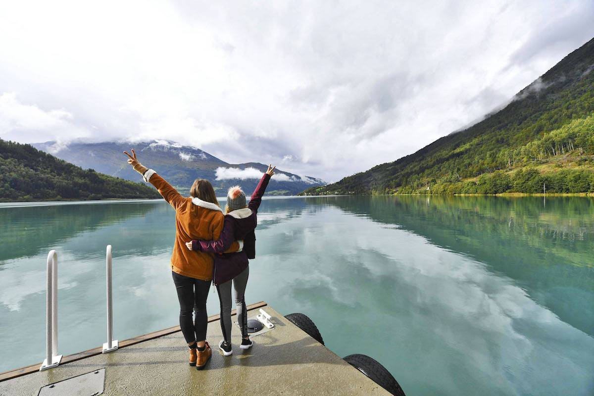 What to do in Olden on a Norwegian Fjords cruise